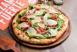 Pizza Bianca de Crudorúcula
