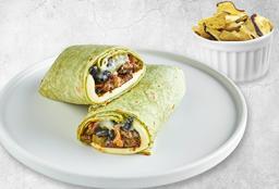 Roll Veggie & Chips