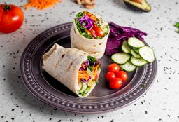 Wrap Rainbow Vegan
