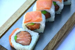 Dos Salmones Roll x 5