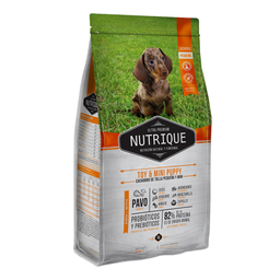 Nutrique Toy & Mini Puppy X 3Kg