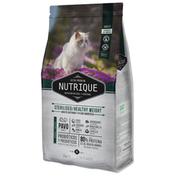 Nutrique Young Adult Catsteril/H. Weight X 2Kg