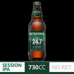 Patagonia Cerveza Patagonia 24.7 Botella