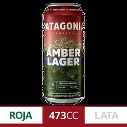 Patagonia Cerveza Amber Lager Lata