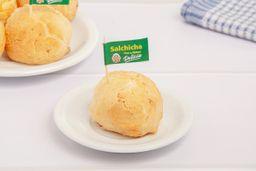 Pan de Queso con Salchicha
