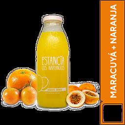 Jugo Los Naranjos de Maracuyá y Naranja