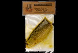 Pesca con Pesto