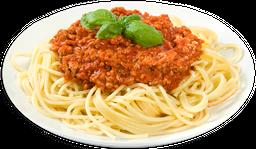 Spaguettis al Huevo