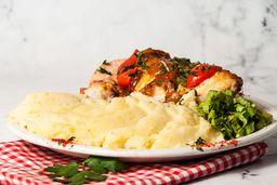Pollo Grillé & Puré