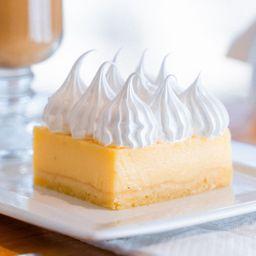 Mini Cake Lemon Pie
