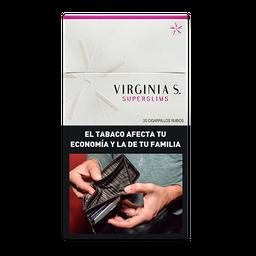Cigarrillos Virginia Slims Box 20U