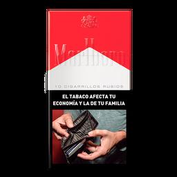 Cigarrillos Marlboro Red Box 10U