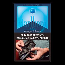 Cigarrillos Marlboro Mega Blast Box 20U