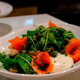 Salmón Salad