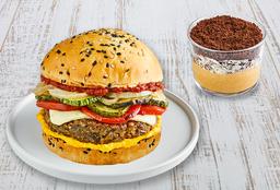 Porto Cheese Burger & Postre