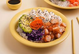 Poke Salad Langostinos