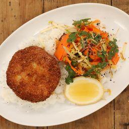 Milanesa Bangkok Fishico