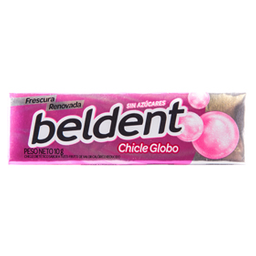 Chicles Beldent Globo 10Grs