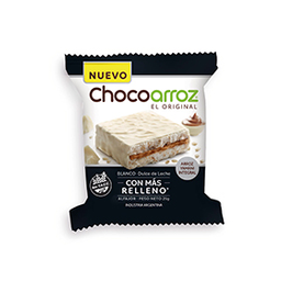 Alfajor Chocoarroz Blanco 28 g