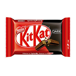 Chocolate Kit Kat Dark 41.5 g
