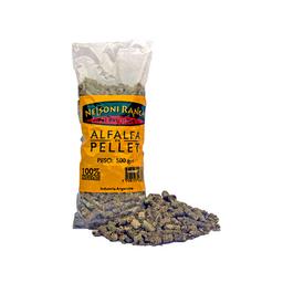 Alfalfa En Pellets X 500 Grs (10)