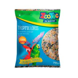 Tropimix Loros X 750 Grs -Zootec-