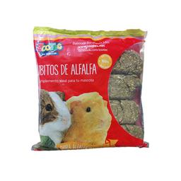 Cubos De Alfalfa X 500 Grs -Zootec-