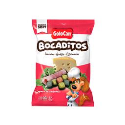 Golocan Bocaditos Jam / Que / Esp X 100 Grs (20)