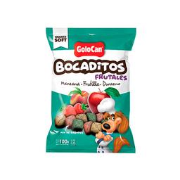 Golocan Bocaditos Man / Fru / Dur X 100 Grs (20)