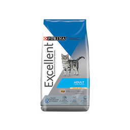Excellent Adult Cat Chicken & Rice X 1 Kg Smart