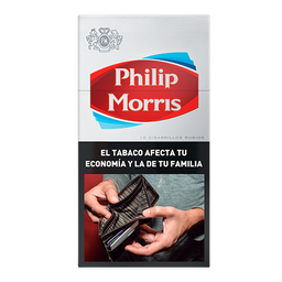 Cigarrillos Philip Morris Box 10 U