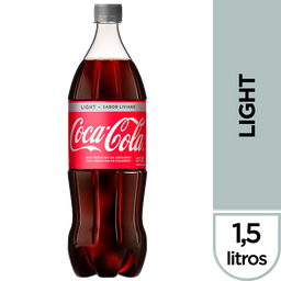 Refresco Coca Cola Light 1.5 L