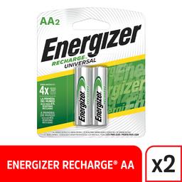 Pilas Energizer Aaa X2 Recargable 2 U