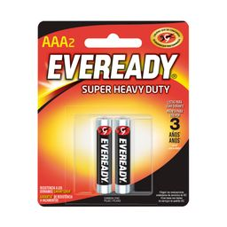 Pilas Eveready Aaa 2 U
