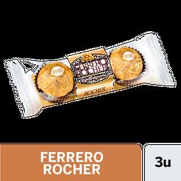 Bombones Ferrero Rocher x3 unidades