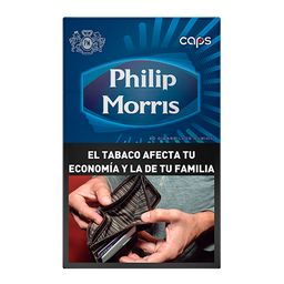 Cigarrillos Philip Morris Caps Box 20U
