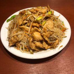 52 - Chau Mi Fen con Pollo