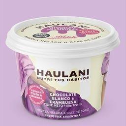 Helado Chocolate Blanco Haulani 120ml