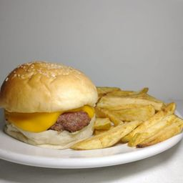 Burger Maggie