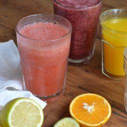 Limonada Pomelo & Frutilla