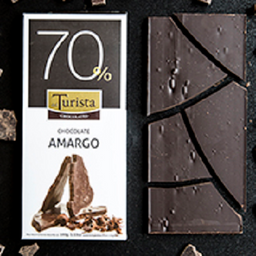 Tableta de Chocolate Amargo 70% Cacao