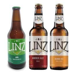 Linz Sin Tacc 355 ml  2 Unidades