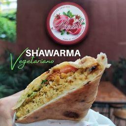 Promo Shawarma Vegetariana de Falafel