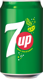 7Up Lima Limón 354 ML