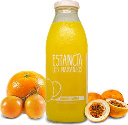 Jugo Natural de Naranja & Maracuyá