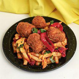 Nuggets de Arroz & Tofu