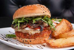 Forest Gump Burger