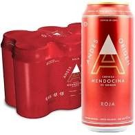 Sixpack Andes Roja 473 ml