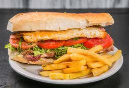 Sándwich Vacío de Carne A Mi Nooo