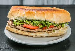 Sándwich de Asadito Árabe